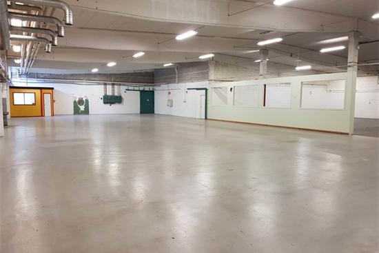 4000 m2 produktion i Nybro uthyres