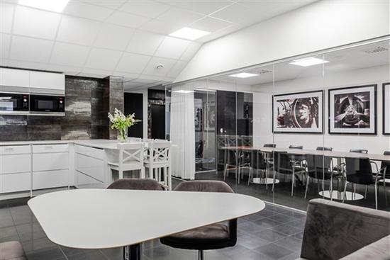 kontorshotell i Stockholm Hammarbyhamnen uthyres