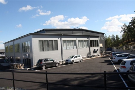 120 m2 kontor i Nacka uthyres