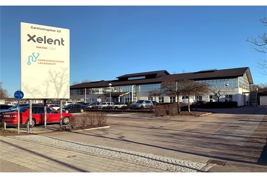 14 m2 kontor, kontorshotell i Helsingborg uthyres