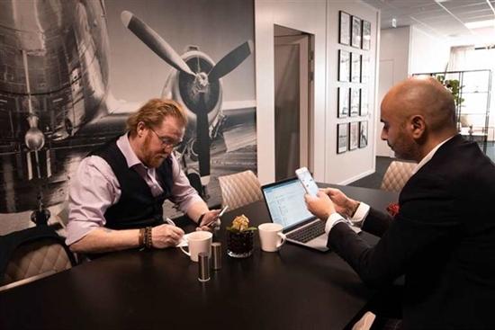 5 m2 kontor i Stockholm Västerort uthyres