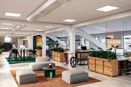725 m2 kontor i Stockholm Södermalm uthyres